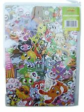 Moshi Monsters wrapping paper (gift wrap) & tags