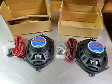 New listing 2 Linear Research 6x9 Dual-Cone Car Speakers, 75 Watt, Direct Fit Replacement