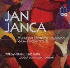 ██ ORGEL ║ JAN JANCA (*1933) ║ Works for Trombone and Organ