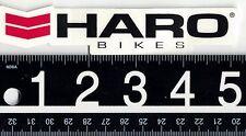 HARO BIKES STICKER Haro BMX Cycling Decal Bike Sticker