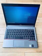 Fujitsu Lifebook E734 Fast i5 4300M 500GB HDD 8GB Webcam Win 10 Pro Laptop