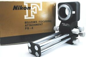 Nikon PB-4 Bellows Focusing Attachment #PB4