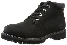 Timberland Mens Classic Waterproof Chukka Boots Black 32085