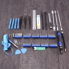 80 in 1 Precision Screwdriver Set Repair Tool 56 bits Magnetic driver Kit AU