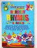 Pinkfong Baby Shark DVD Children Nursery Rhymes 50 English Songs for children