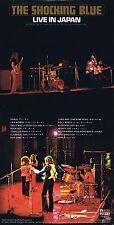 """Shocking Blue """"Live in Japan"""" 5. Werk, von 1972! Mit ganz vielen Hits! Neue CD!"""