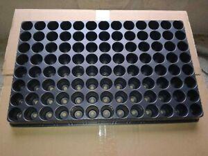 10x Seminiera 104 fori vassoio propagazione semi talee piante giardinaggio orto