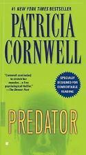 Predator by Patricia Cornwell (Oversized - Paperback)