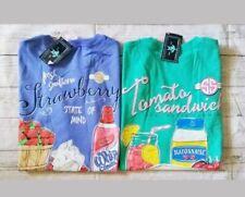 2 NWT Simply Southern Women's Sz. Medium Short Sleeve T-Shirts