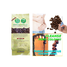 Pure Detox Enema Instant Coffee Colon Cleansing Organic Loss Weight 100g