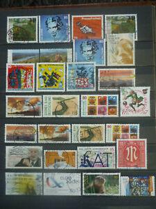 BRD Sondermarken/Zuschlagsmarken aus  2020 gestempelt und papierlos # 44