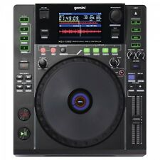 Gemini MDJ-1000 MDJ1000 Professional Media DJ lecteur CD USB MP3 Deck CDJ