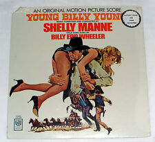 Young Billy Young Soundtrack  [Unplayed Copy]