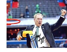 Tom Izzo REPRINT autograph signed auto photo Michigan State basketball 2019 MSU!