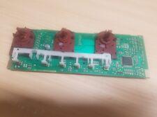 Indesit Washer Dryer Control/Display panel Model No: WIDL146