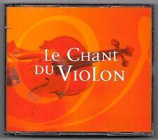 4 CD / LE CHANT DU VIOLON / 50 TITRES (ALBUM ANNEE 2003)