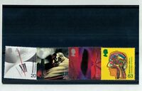 M2706sbs GB Royal Mail 2000 Inventors Tale Set of 4 MUH stamps