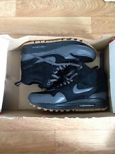 Black Nike air Max 1 Boots *Limited Edition *rare* Uk Size 7.5