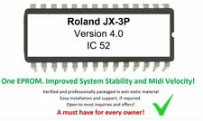 Roland JX-3P - Version 4.0 Upgrade Firmware Update OS EPROM for JX3P Synthesizer