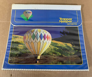 Vintage 1980's Mead Trapper Keeper Notebook Original 29096
