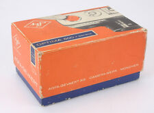 AGFA EMPTY BOX ONLY FOR OPTIMA 500 SENSOR/cks/189504