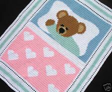 Crochet Patterns - SWEET DREAMS BABY BEAR *EASY*