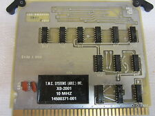 HONEYWELL UNIVERSAL 5/16 P.W. BOARD 14500166-001 , PD2 (REPAIRED)