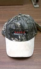 Harris Engineering Inc Hat Ballcap Naturewood Camo BRAND NEW KW's Harris Bipod