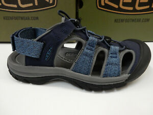 Keen Mens Rapids H2 Navy Real Teal 8.5