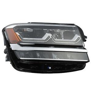NEW OEM 2018-2020 VW Volkswagen Atlas Right Front Passenger Side Headlight Lamp