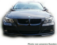 BMW E 90 E91 vor LCI Frontsplitter Lippe Frontspieß Spoiler lippe split splitter