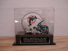 Display Case For Your Odell Beckham Giants For Your Signed Football Mini Helmet