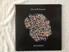 Echo and The Bunnymen: Meteorites double black vinyl LP 2LP gatefold