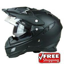 THH Mens Helmet Motorcycle ATV Motocross Off Road Racing Full Face Helmet DOT
