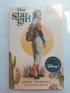 Stargirl Movie Tie-In Edition - by Jerry Spinelli (Paperback) 2020 Edition NEW