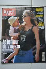 paris match 2775 1/8/2002 vanessa paradis johnny deep jim morrisson jimi hendrix
