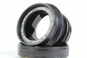 Goerz Optical Co. Inc. Gold Dot DAGOR 8 1/4 in. f/6.8 - Lens Only, No Shutter #P