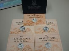 Treasure Coins Of The Caribbean From The Franklin Mint