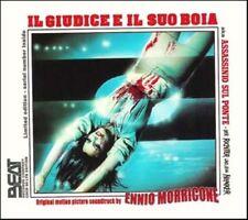 Ennio Morricone: Giudice E Il Suo Boia, Il (New/Sealed CD)