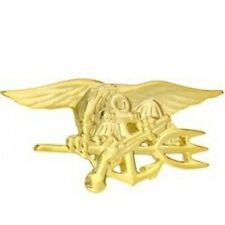US Navy SEAL Mini Trident Pin (1 1/8 inch version)