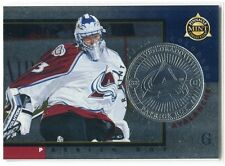1997-98 Pinnacle Mint Silver Team 11 Patrick Roy