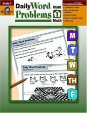 Daily Word Problems, Grade 1 Math: By Jill Norris