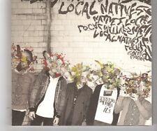 (HK136) Local Natives, Gorilla Manor - 2009 CD