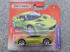 Matchbox 2011 #08/75 LOTUS EVORA 2008 lime green
