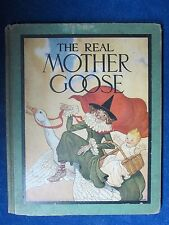 The Real Mother Goose,  Rand McNally,  1935