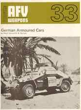 AFV Weapons Profile 33 - German Armoured Cars - DVD