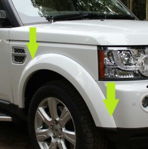 Front Wheel Arch trim moulding for Land Rover Discovery 4 LR010632 wing plastic