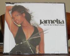 JAMELIA - SEE IT IN A BOY'S EYES (CD SINGLE)