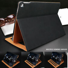 Smart Ultra Thin Magnetic Slim Stand Cover Case LCD Films for iPad Mini 1 2 3 4
