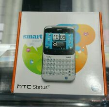 HTC Status a810a - brand new factory unlocked Silver (AT&T)